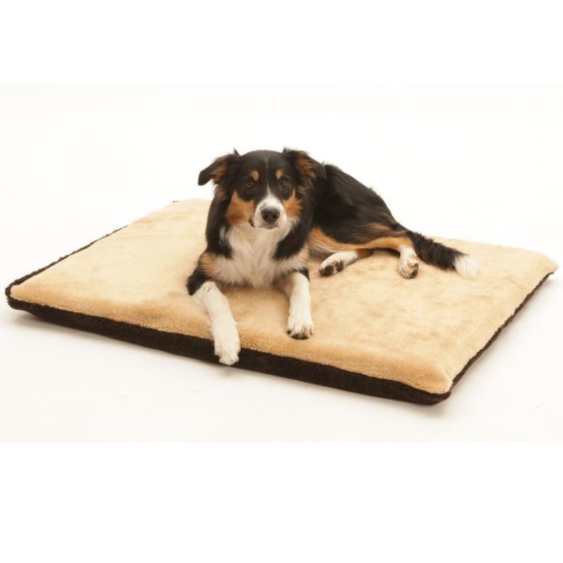 orthopädische Hundematte ist gut für Gelenke