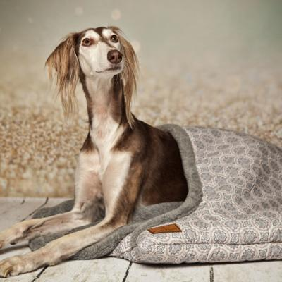 Hundeschlafsack Mandala