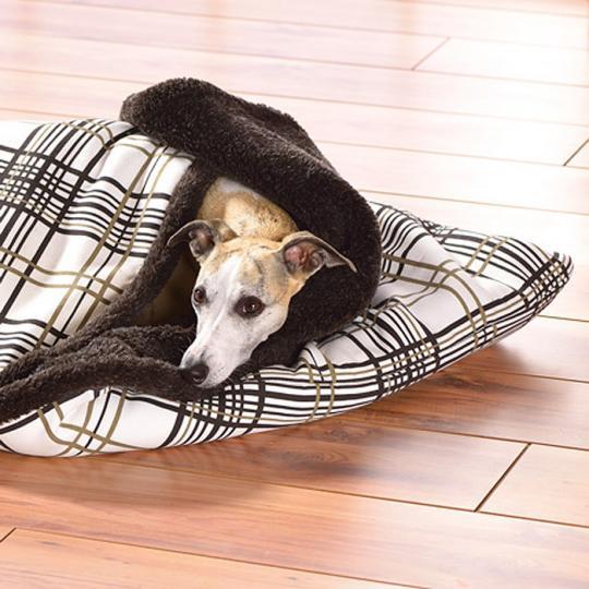 Hundeschlafsack Bohemian