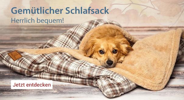 Banner Schlafsack